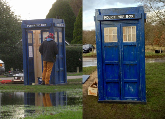 doctor-who-An-Adventure-in-Space-and-Time-filming-wimbledon-common